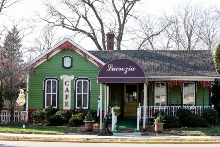 Chesterton, Indiana cafe