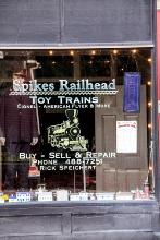 Lowell, Indiana Spikes Railhead