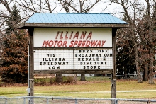 Schererville, Indiana Illiana Speedway