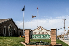 St. John, Indiana Town Hall